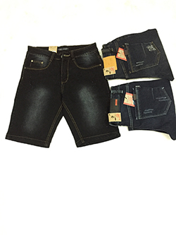 Quần Short Jeans Nam MS190