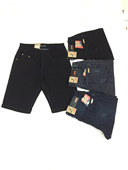 Quần Short Jeans Nam MS195