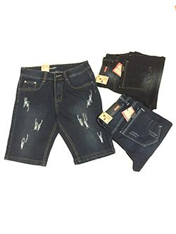 Quần Short Jeans Nam Giá xưởng MS177