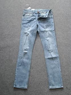 Quần Jeans Nam rách MS405
