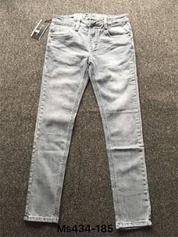 Quần Jeans Nam ống côn MS434