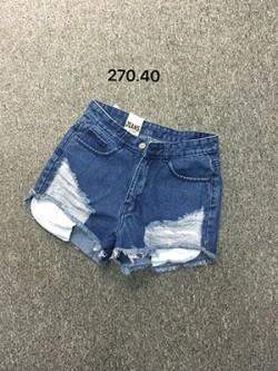 Quan short jean nữ 270.40