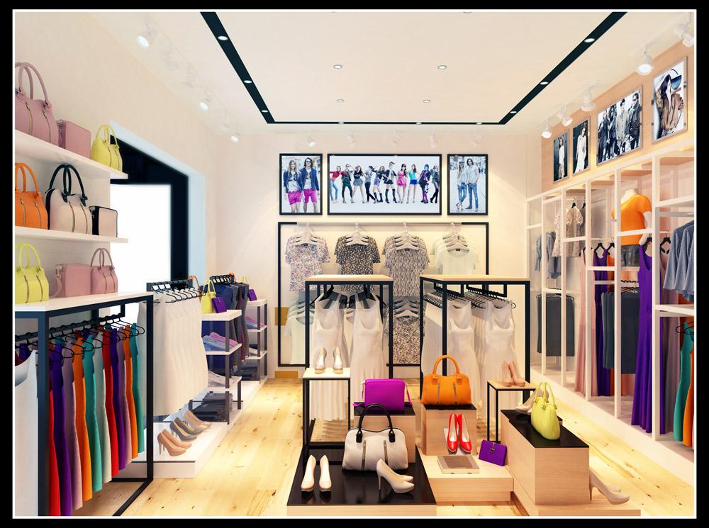 Kinh nghiệm mở shop quần áo thời trang thành công - 1