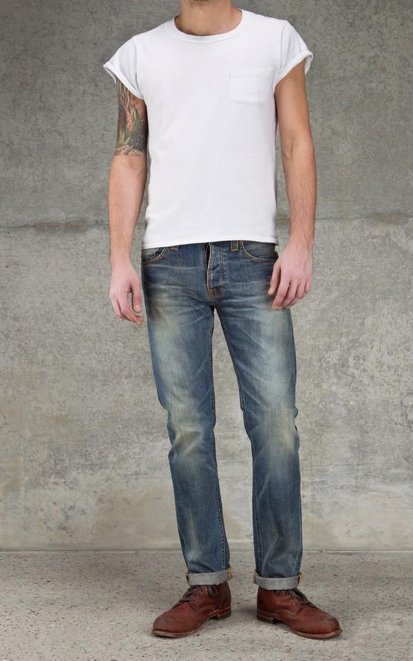 Cách chọn quần jean nam theo dáng người - 3