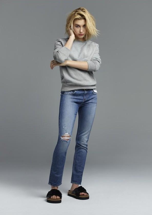 Chọn dáng quần jeans với bộ sưu tập mới topshop denim - 3