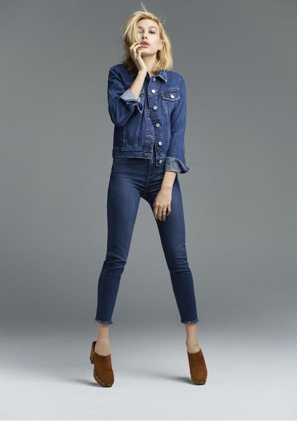 Chọn dáng quần jeans với bộ sưu tập mới topshop denim - 1