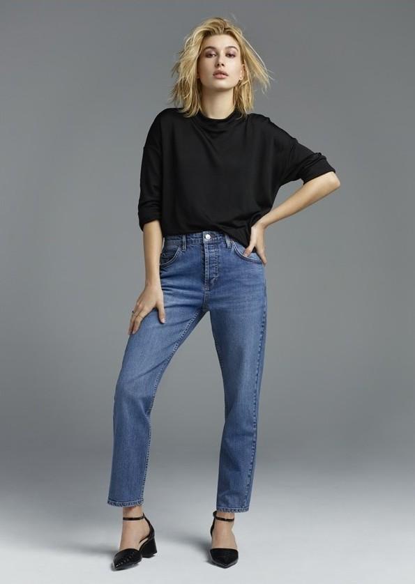 Chọn dáng quần jeans với bộ sưu tập mới topshop denim - 6