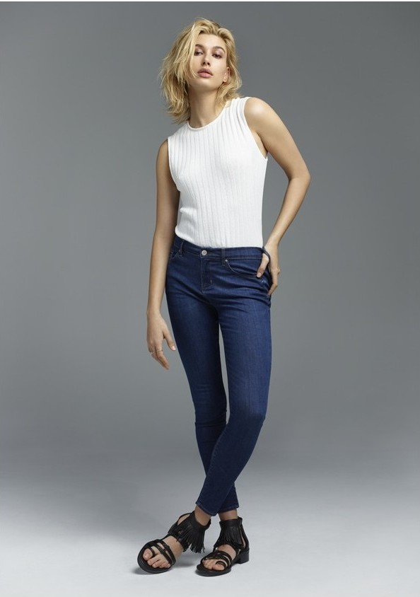 Chọn dáng quần jeans với bộ sưu tập mới topshop denim - 4
