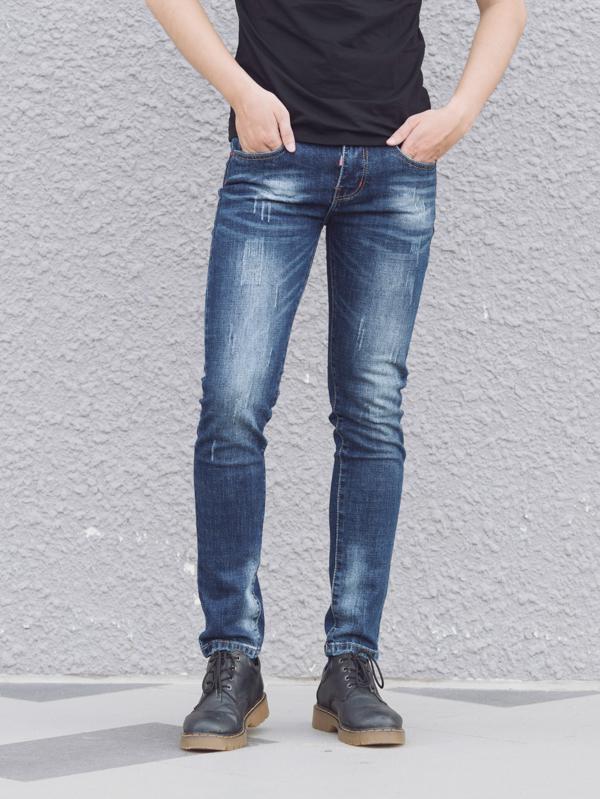 Những mẫu quần jean nam bạn phải có trong năm - 1