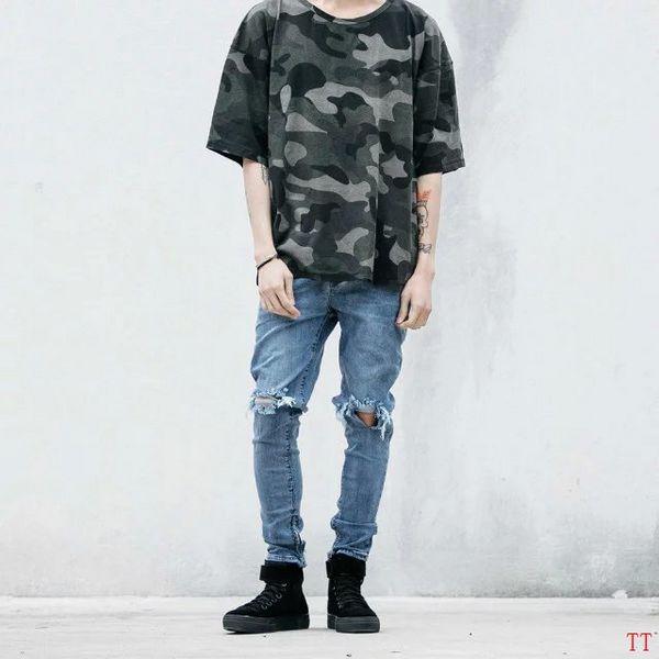 Những mẫu quần jean nam bạn phải có trong năm - 2