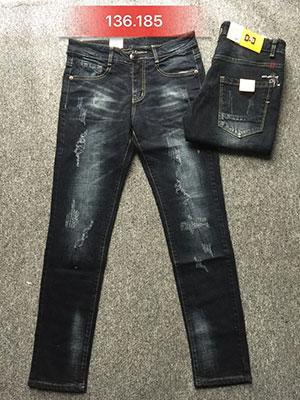 Quần jeans nam cá tính cho mùa hè sôi động 2017 - 10