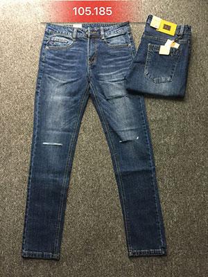 Quần jeans nam cá tính cho mùa hè sôi động 2017 - 2