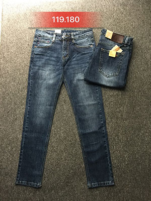 Quần jeans nam cá tính cho mùa hè sôi động 2017 - 1