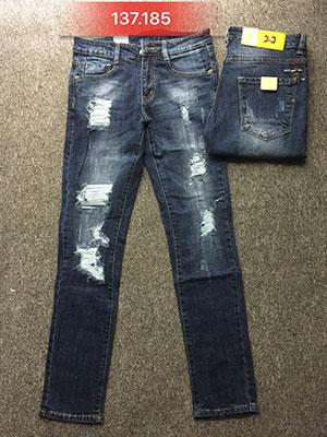 Quần jeans nam cá tính cho mùa hè sôi động 2017 - 11