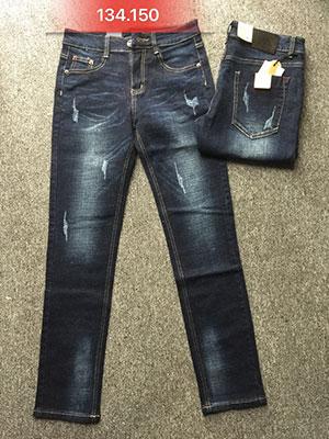 Quần jeans nam cá tính cho mùa hè sôi động 2017 - 13