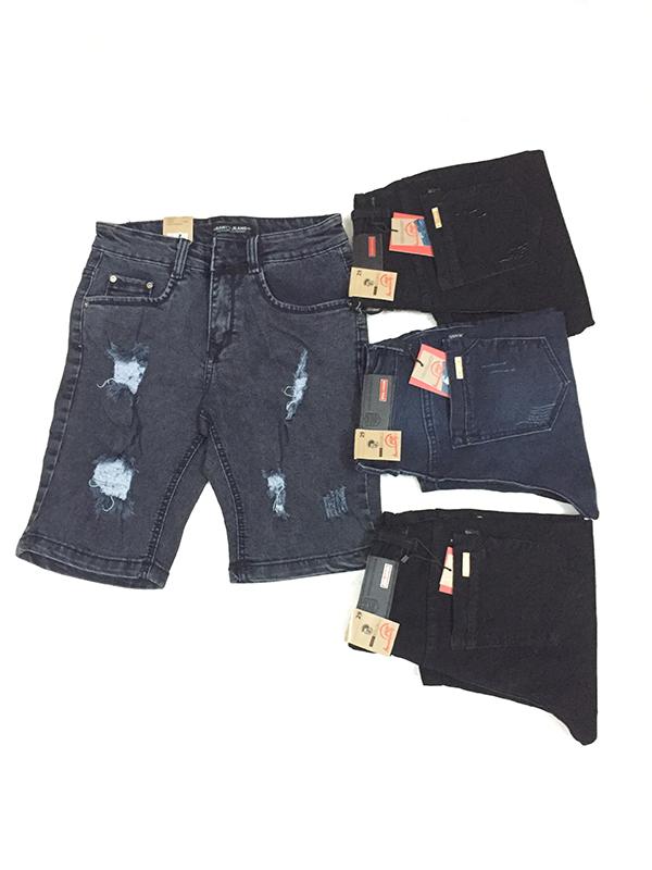 Quần Short Jeans Nam MS203 - slide 1