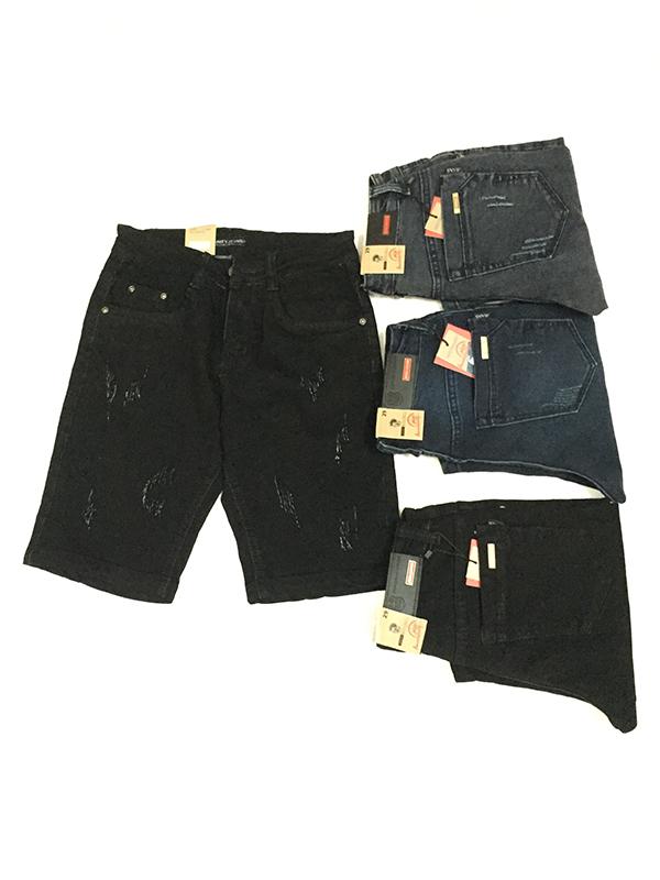 Quần Short Jeans Nam MS198 - slide 1