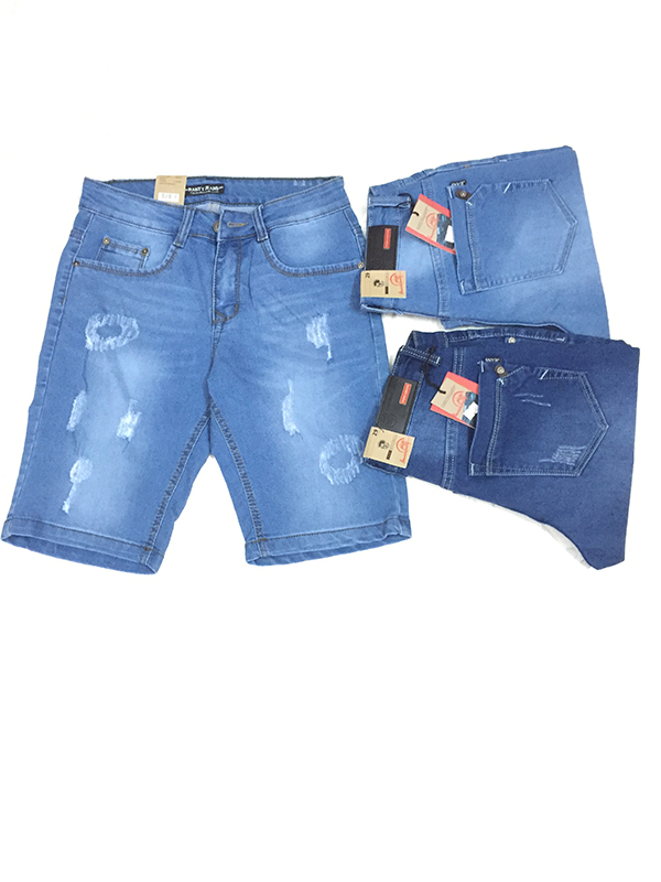 Quần Short Jeans Nam 199 - slide 1