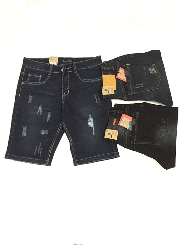 Quần Short Jeans Nam MS181 - slide 1