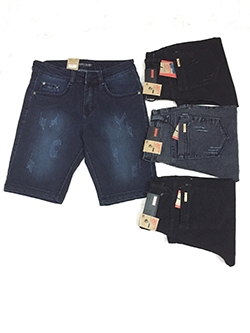 Quần Short Jeans Nam MS205