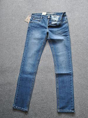 Quần jean nam ống côn cao cấp MS331