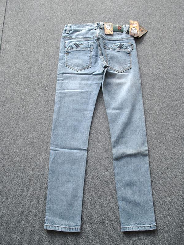Quần jeans nam ống côn cao cấp MS323 - slide 3