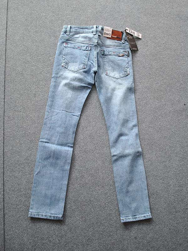Quần Jeans Nam rách MS405 - slide 4