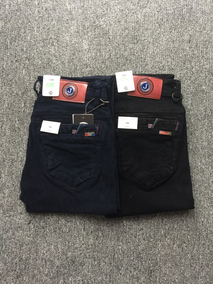Quần Jeans Nam Túi Hộp V56.160 - slide 1