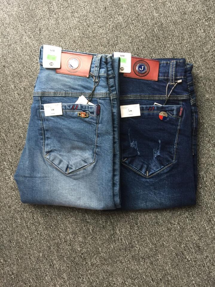 Quần Jeans Nam Túi Hộp V79.155 - slide 1