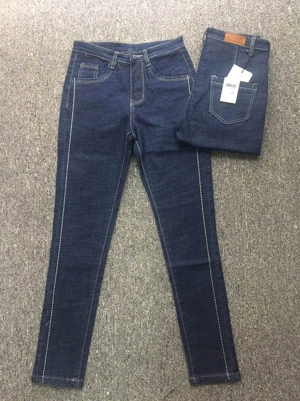 Quần jean dài nữ M07.100 - slide 1
