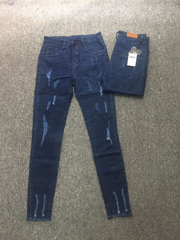 Quần jean dài nữ M10.100 - slide 1