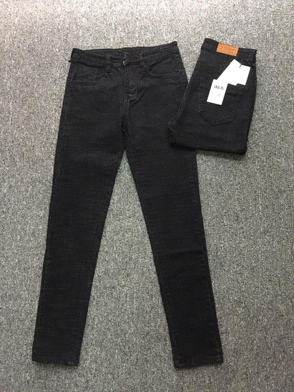 Quần jean đen nữ giá sỉ M05.100 - slide 1