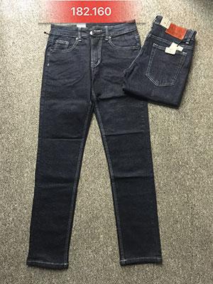 Quần jean nam skinny 182.160