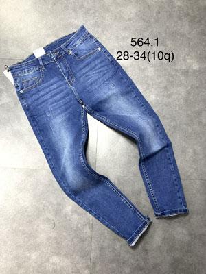 Quần jean dài nam QJ564.1