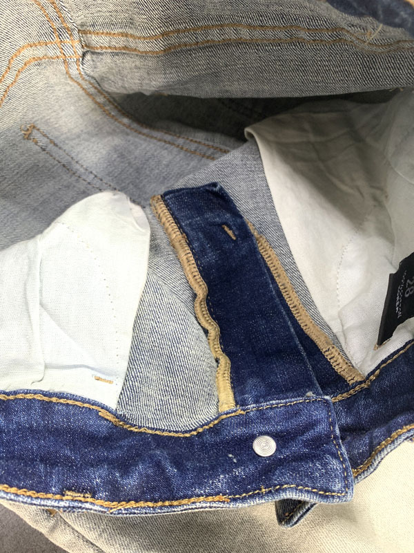Quần jean dài nam Z612.8 - slide 1