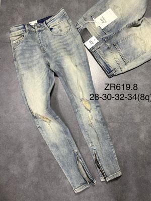 Quần jean dài nam ZR619.8