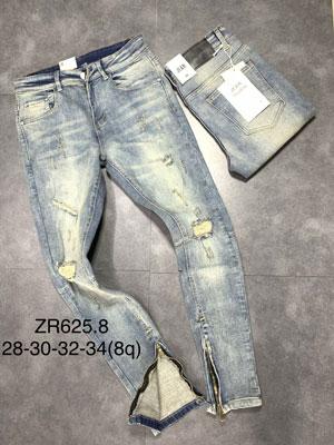 Quần jean dài nam ZR625.8