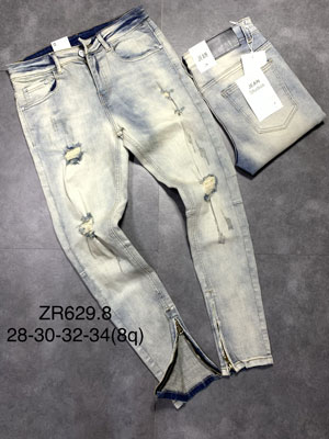 Quần jean dài nam ZR629.8