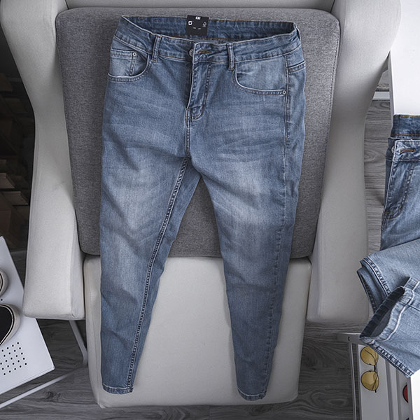 Quần jean dài nam #630 - slide 1
