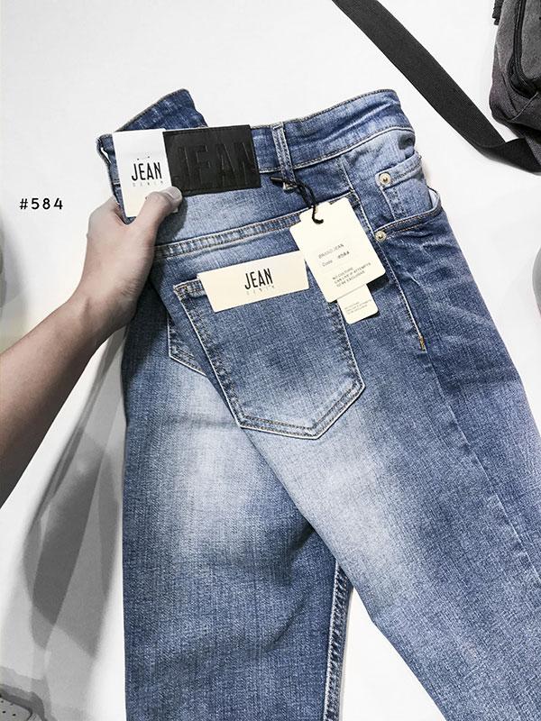 Quần jean dài nam QJ584.1 - slide 3
