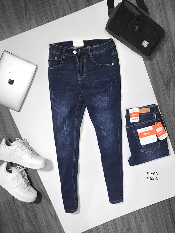 Quần jean dài 653 - slide 1
