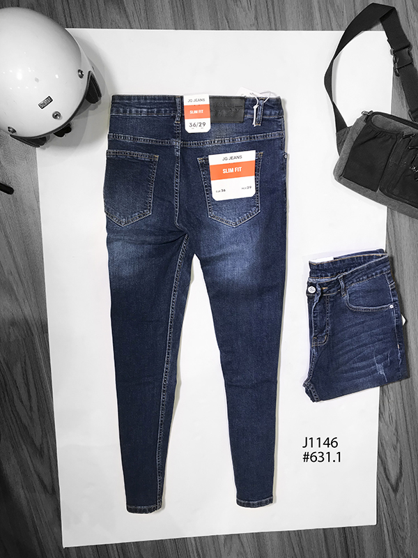 Quần jean dài nam 631.1 - slide 1