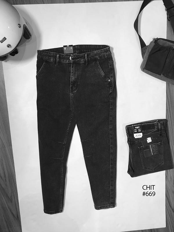 Quần jeans dài nam QJ669 - slide 1