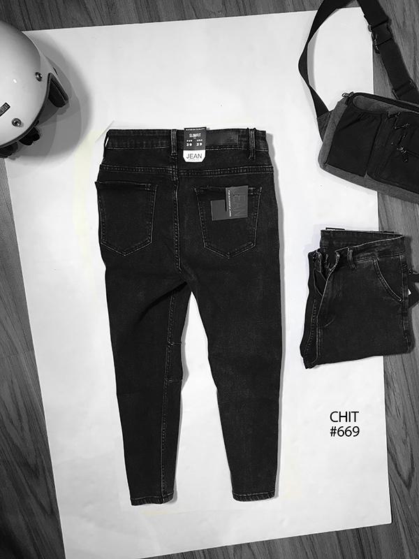 Quần jeans dài nam QJ669 - slide 2