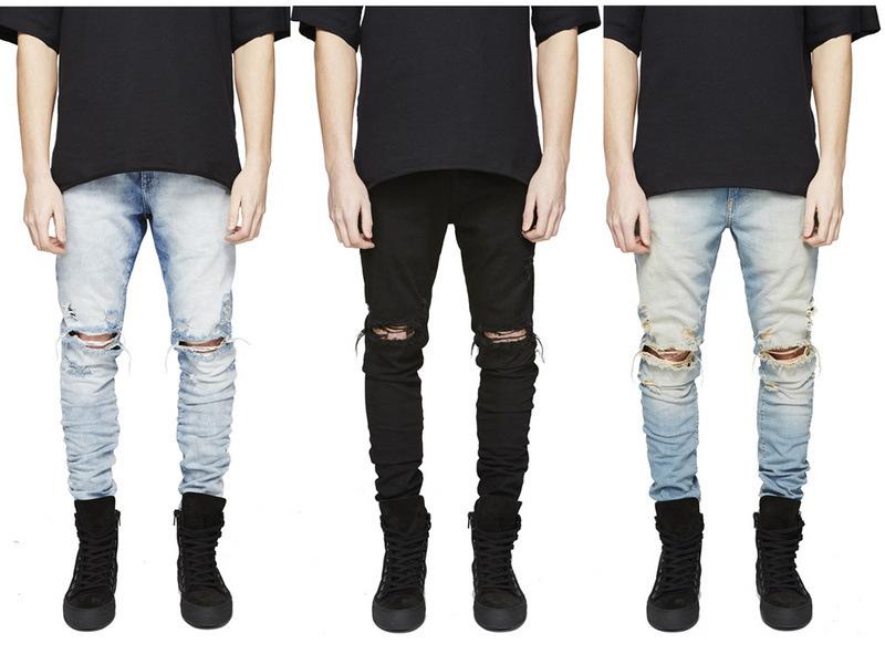 Những mẫu quần jean nam bạn phải có trong năm