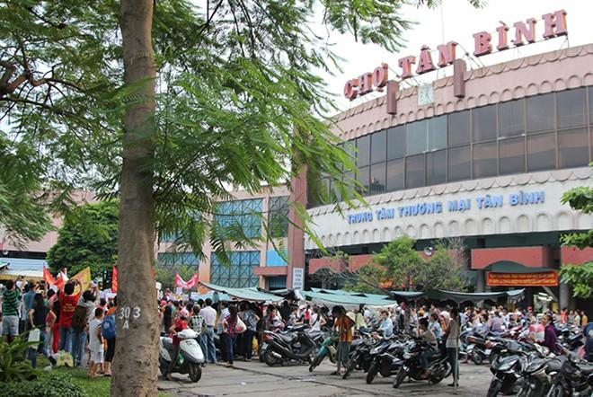 Bỏ sỉ quần áo chợ Tân Bình với giá gốc