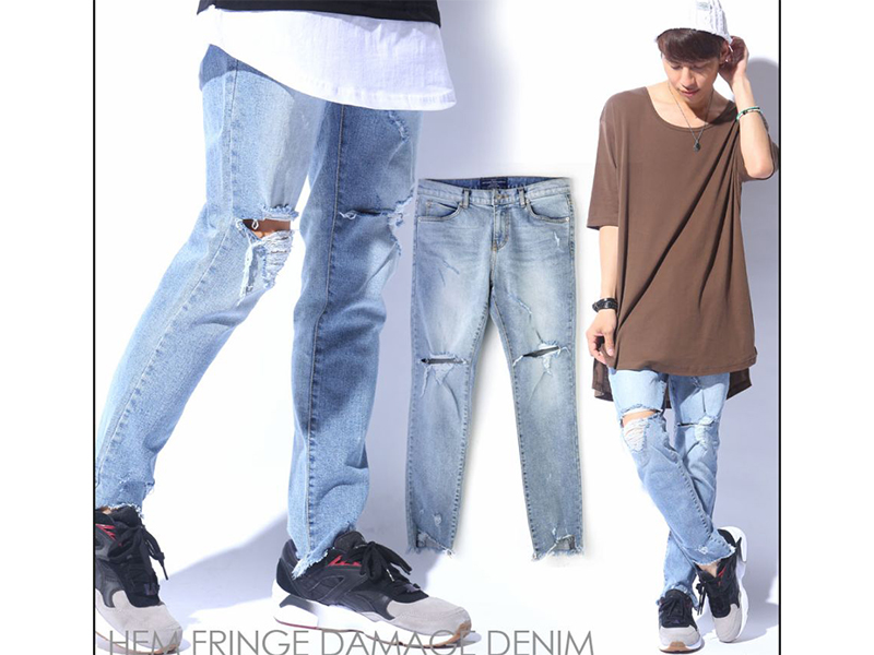 Đặc điểm của chiếc quần jeans nam đẹp.